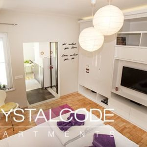 Crystal Code apartments