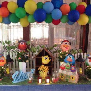 CIRKON DEKOR – Dekoracija venčanja i dečijih rodjendana