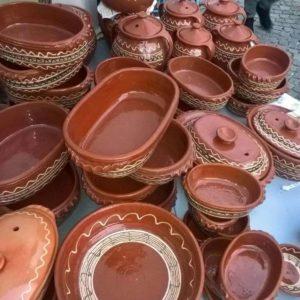 Proizvodnja i prodaja glinenih posuda Grnčarija Stošić Vranje