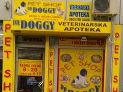 Pet shop Dr. Doggy – Beograd