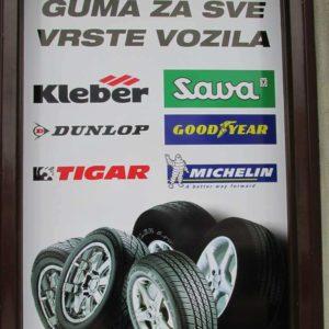 Pneumatik Trade – Prodaja guma i akumulatora – Vrbas