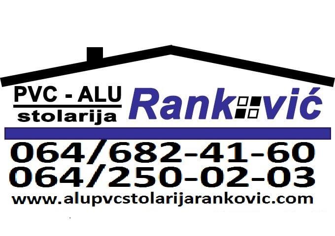 PVC i ALU stolarija Ranković