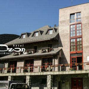 Hotel Ozon Brzeće – Kopaonik