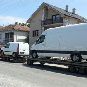 Šlep služba Lačanski – Novi Sad