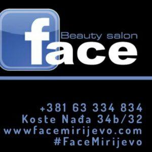 Salon Lepote FACE – Mirjevo