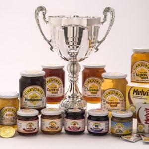 Timomed – Proizvodnja, prerada, i proizvodi od meda – Knjazevac