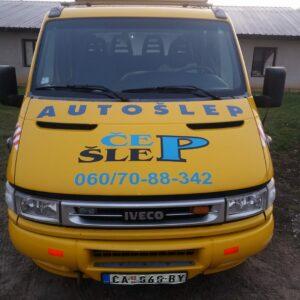 Šlep služba Arilje i auto otpad – Auto servis ČEP