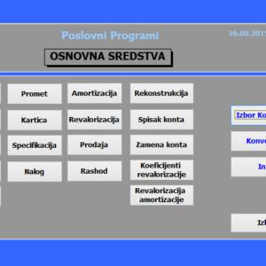 POSLOVNI PROGRAMI – Softverske usluge Beograd