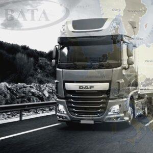 Bata Trans DOO  Medjunarodni transport