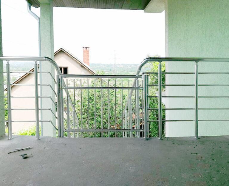 Aluminijumske ograde i Alu gelenderi ALDOX - Kragujevac