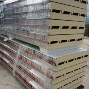 TEA CONSTRUCT DOO – Sendvič paneli, poliuretan, kamena vuna
