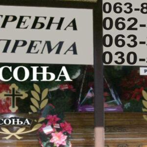 Pogrebno Sonja MPEK doo Majdanpek