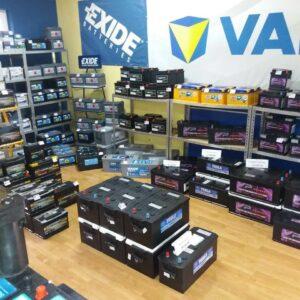 Prodavnica akumulatora Start Stop – Sombor
