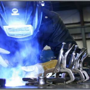 Čelične konstrukcije, metalna gazišta Požega POTENS PERFORACIJA