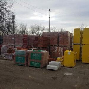 Stovarište građevinskog materijala Batajnica TRM PROMET