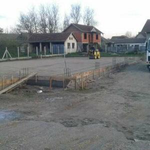 Gradjevinska firma SLOBA TRANS Velika Plana
