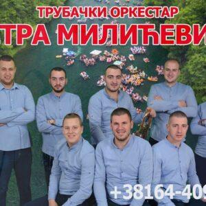 Trubački orkestar Petra Milićevića Bajina Bašta