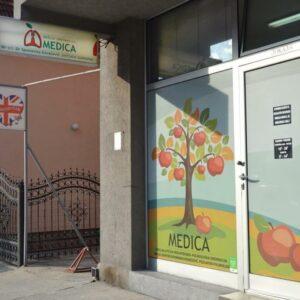 Specijalistička pedijatrijska ordinacija MEDICA Niš