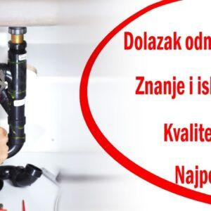 Vodoinstalater MIŠA Novi Sad