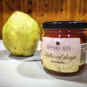 Proizvodnja domaće zimnice RADANSKA RUŽA Srbija