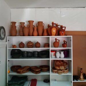 Proizvodnja grnčarije Grnčarija Djordjević Obrenovac