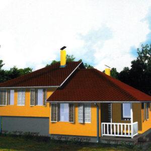 Izrada montažnih kuća Montažne kuće GAJ Ivanjica