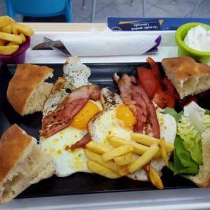 Restoran brze hrane DELL MARE FOOD Temerin