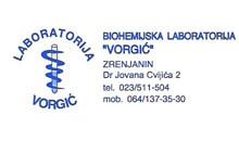 Laboratorija VORGIĆ Zrenjanin