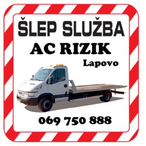 AUTO CENTAR RIZIK LAPOVO