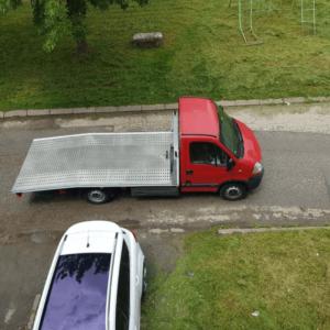 Šlep služba BAGY – TRANS Kragujevac