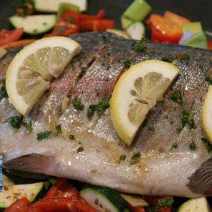 Dostava pečene ribe Fish Bar Gogi Zemun