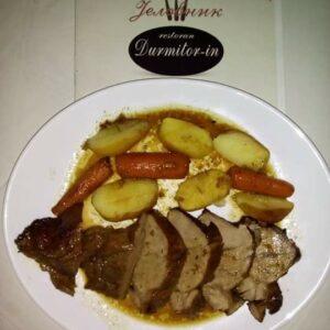 Restoran Durmitor IN Čačak