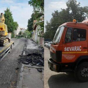 Slep sluzba i iskop zemlje Sevarac Beograd